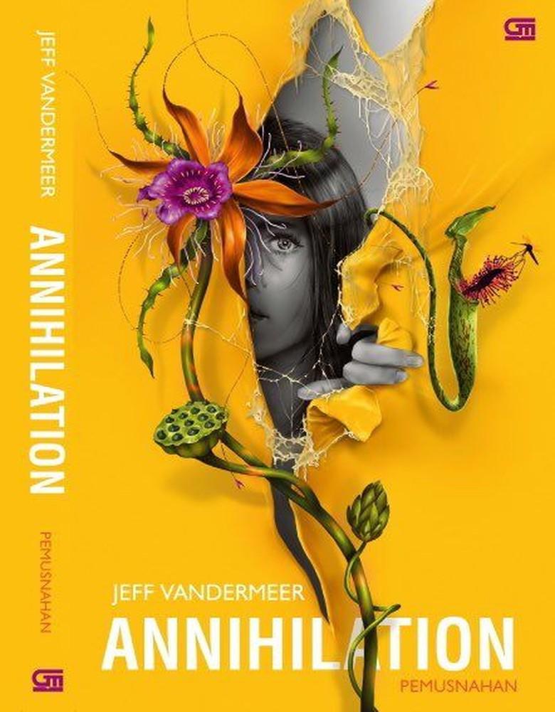 Novel Annihilation Edisi Bahasa Indonesia Terbit 26 Februari