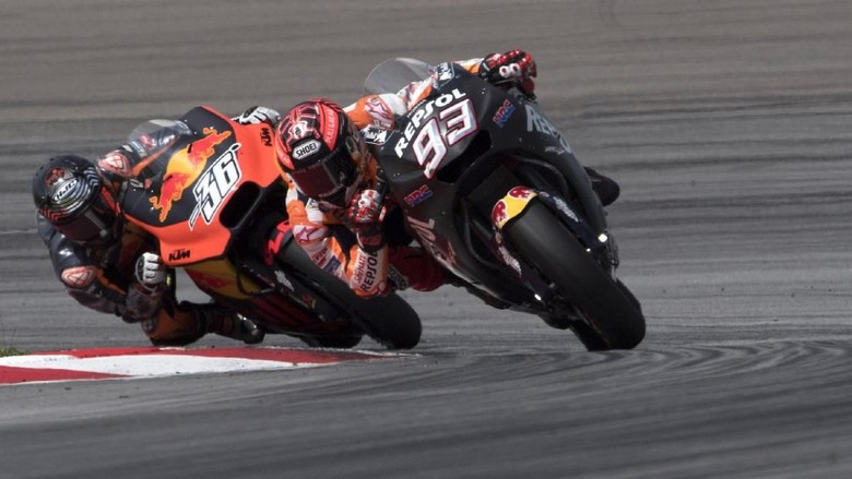 Bersiap di Garis Start untuk MotoGP 2018