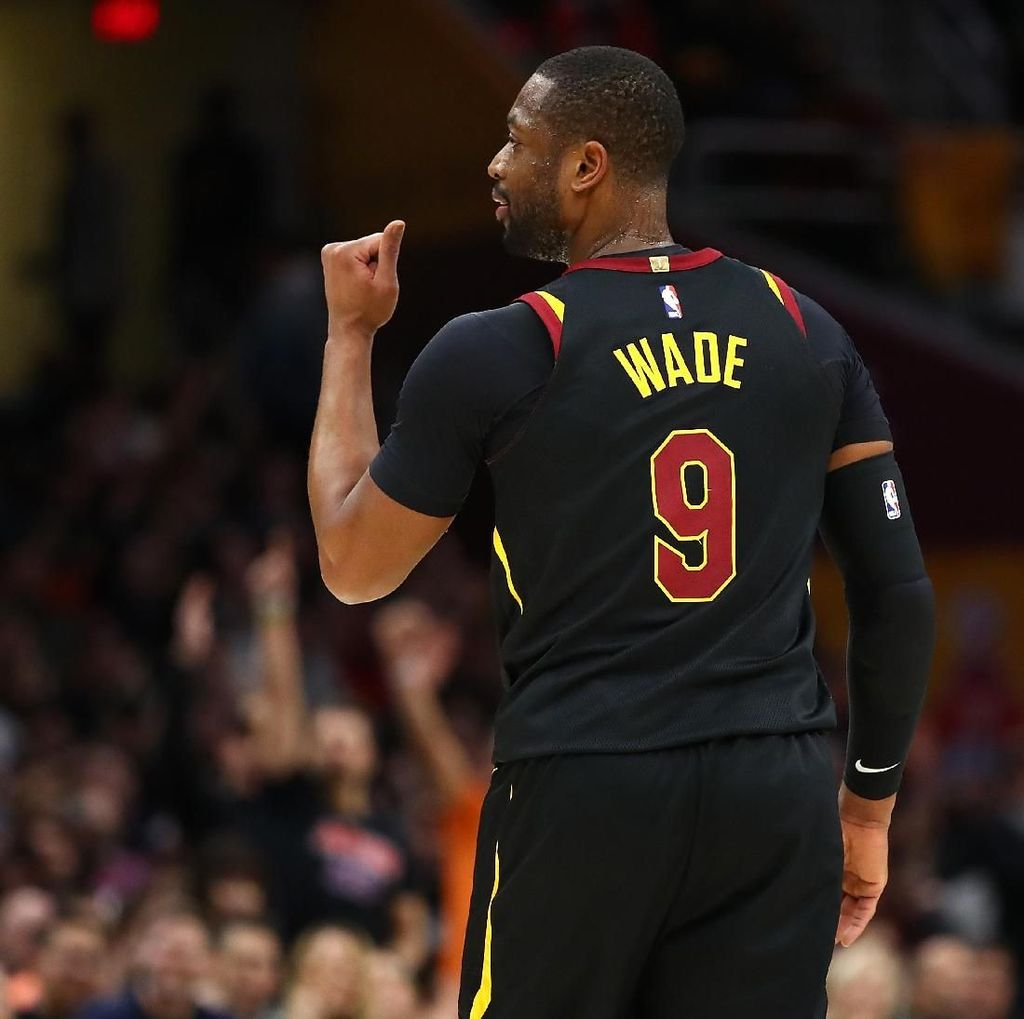 Cavaliers Lepas Isaiah Thomas, Dwyane Wade, dan Derrick Rose