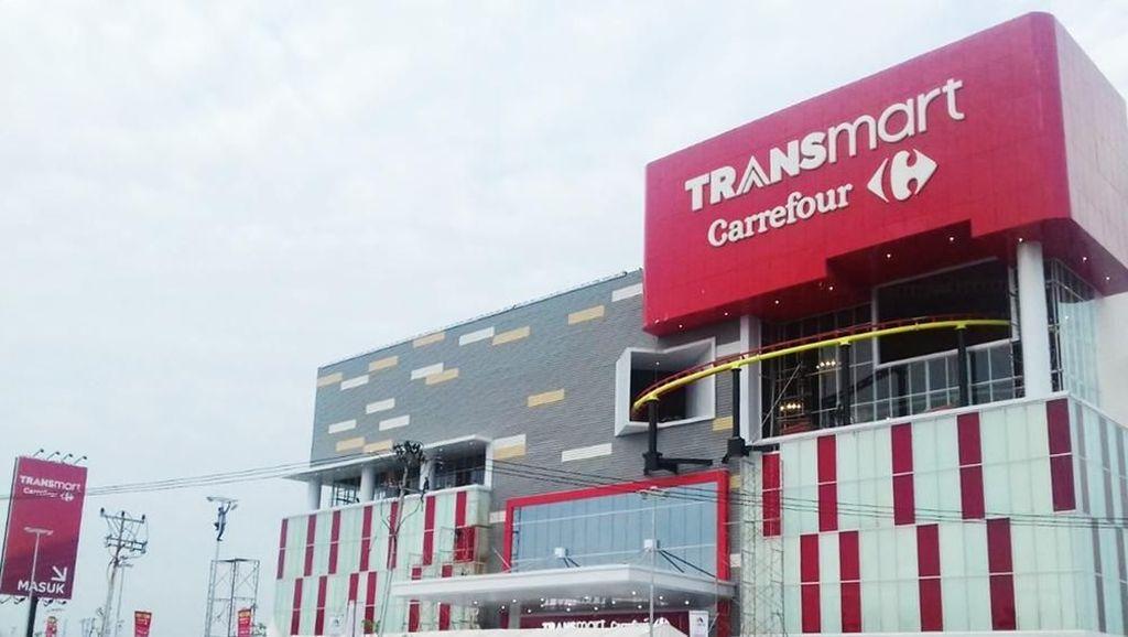 Banjir Diskon di Pembukaan Transmart Carrefour di Kubu Raya Kalbar