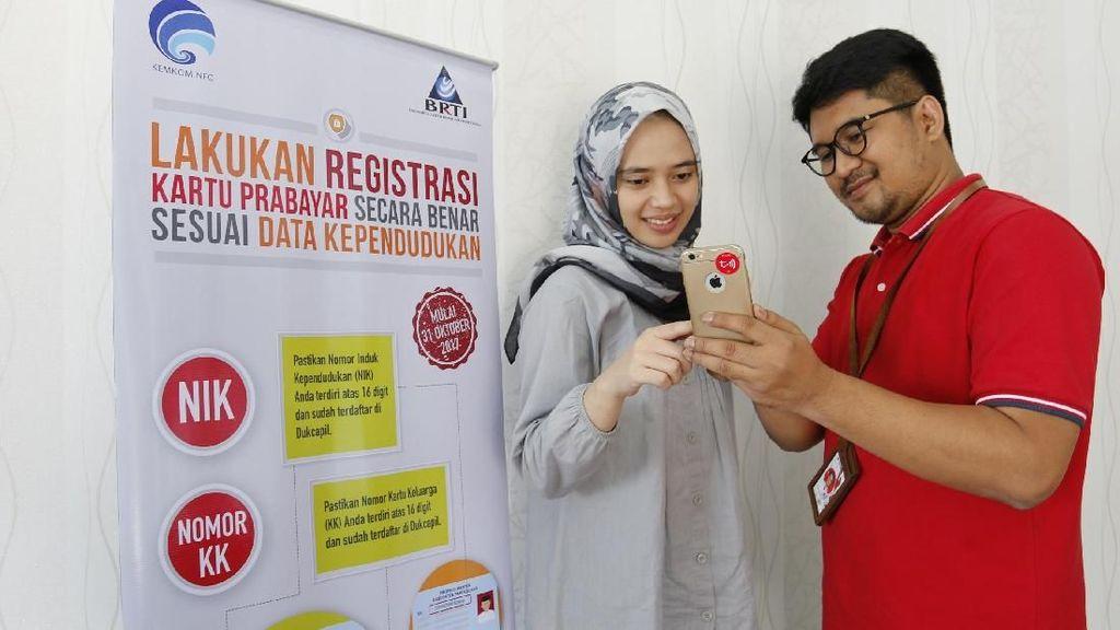 Bonus Melimpah Registrasi SIM Card Prabayar