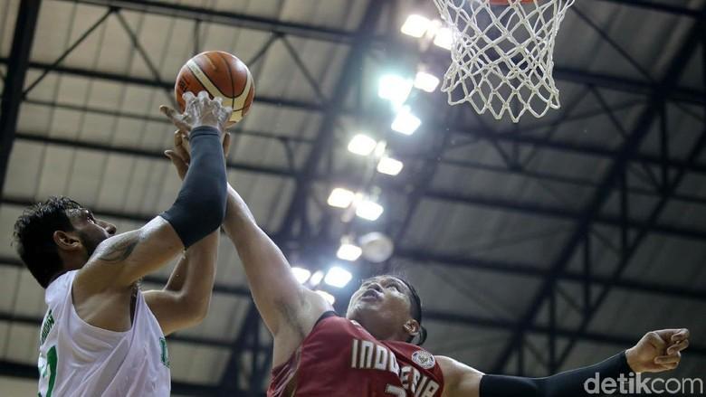 Timnas Basket Indonesia Takluk dari India