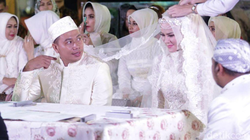 Beri Mahar ke Angel Lelga, Vicky Prasetyo: Sayangku My Wifey