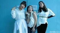 Geng Menteri Ceria Tak Mau Bicarakan Isu Bubarnya Girls Squad