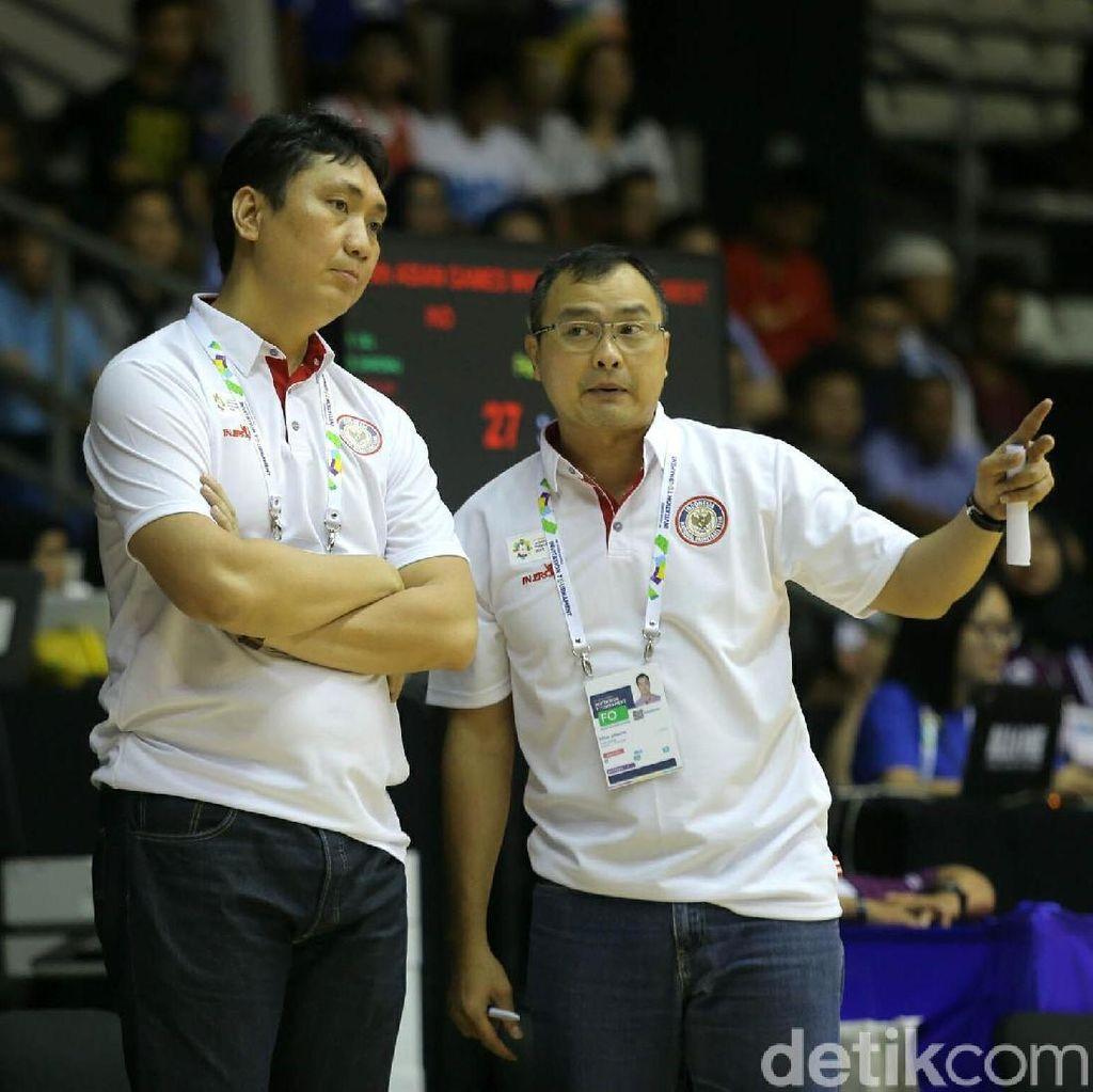 Realistis, Timnas Basket Indonesia Targetkan Babak Kedua di Asian Games
