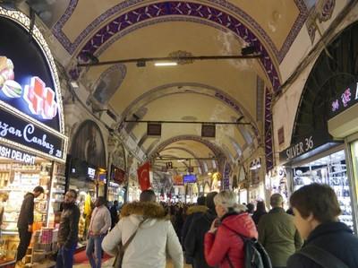 Mau Belanja Puas di Grand Bazaar Istanbul, Ini Tipsnya