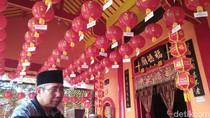 Yang Unik di Pati, Pasar Imleknya Diselenggarakan Umat Lintas Agama