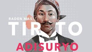Djokomono Tirto Adisuryo, Bapak Pers Nasional