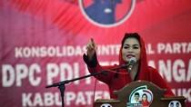 Di Nganjuk, Puti Soekarno Dititipi Pesan untuk Jokowi