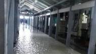 Banjir di Kendal, Ruang Perawatan RSUD dr Soewondo Tergenang