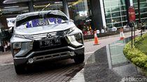 Dipimpin Xpander, Ini Daftar 20 Mobil Terlaris di Indonesia