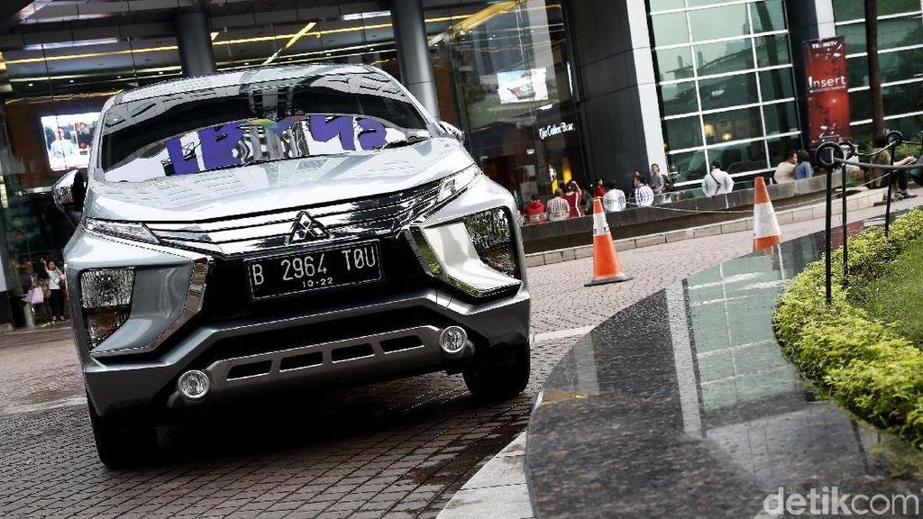 Tahun 2018 Mitsubishi Targetkan Jual 140.000 Mobil