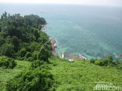 Akhir Pekan, Yuk ke Pulau Salah Namo di Sumatera Utara