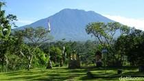 Status Gunung Agung Bali Turun Jadi Siaga, Bali Aman