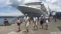 Ambon Kedatangan 1.024 Wisatawan Cruise dari Jerman