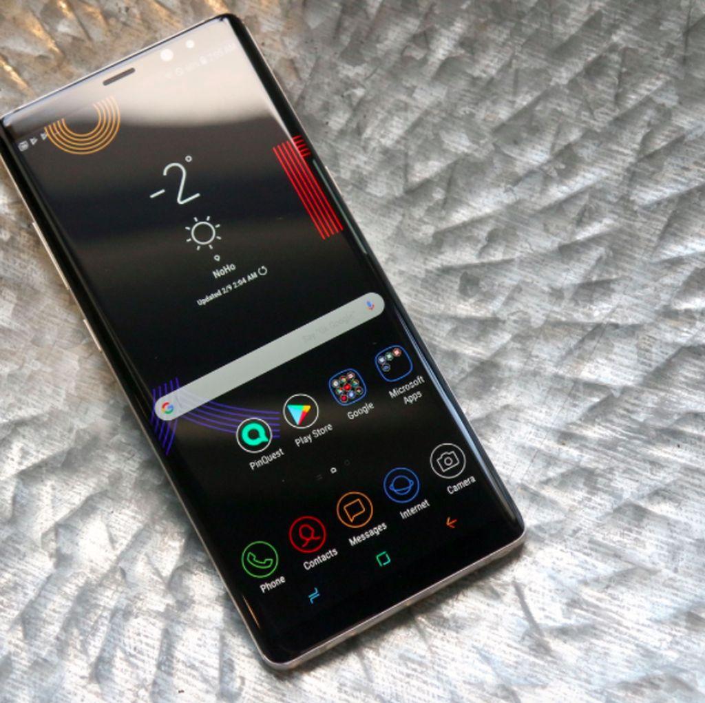 Samsung Gandeng Qualcomm Bikin Chip 5G 7 Nanometer