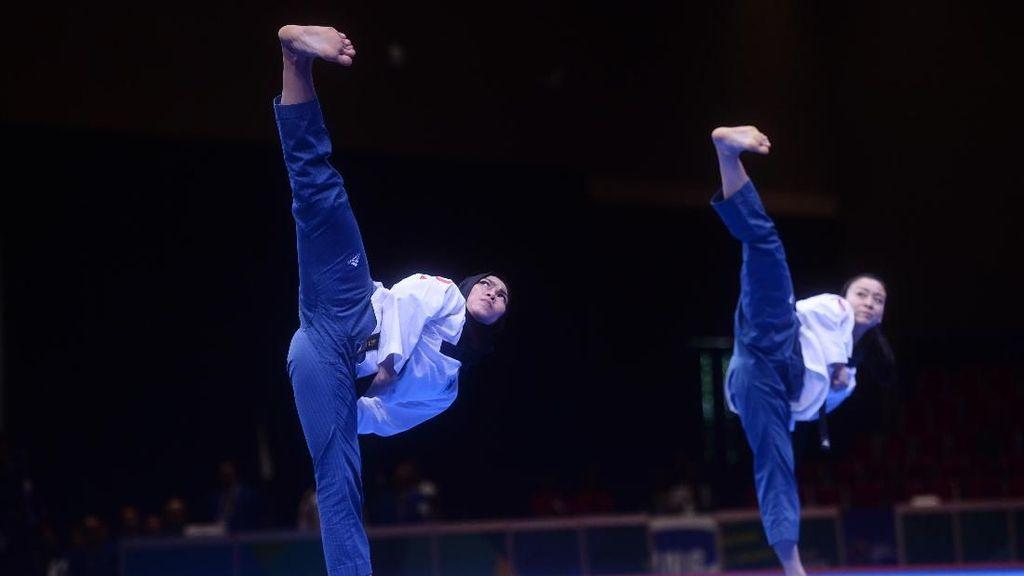 Test Event Resmi Dimulai, Taekwondo Jalankan Standar Asian Games