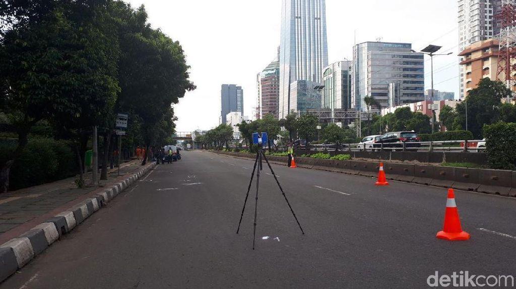 Foto: Jejak Meydi Pengemudi SUV, dari Tabrak Pesepeda hingga Ditahan