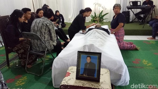 Advent Bangun Meninggal Dunia, Keluarga Tak Ada Firasat