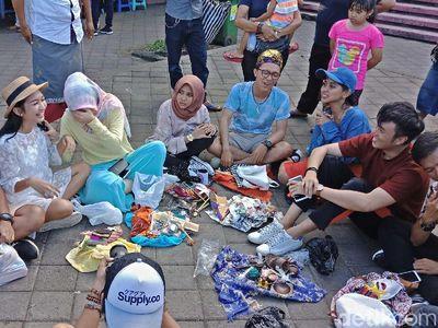 Tuh Kan, Turis Indonesia Zaman Now Cari Info Wisata di Medsos