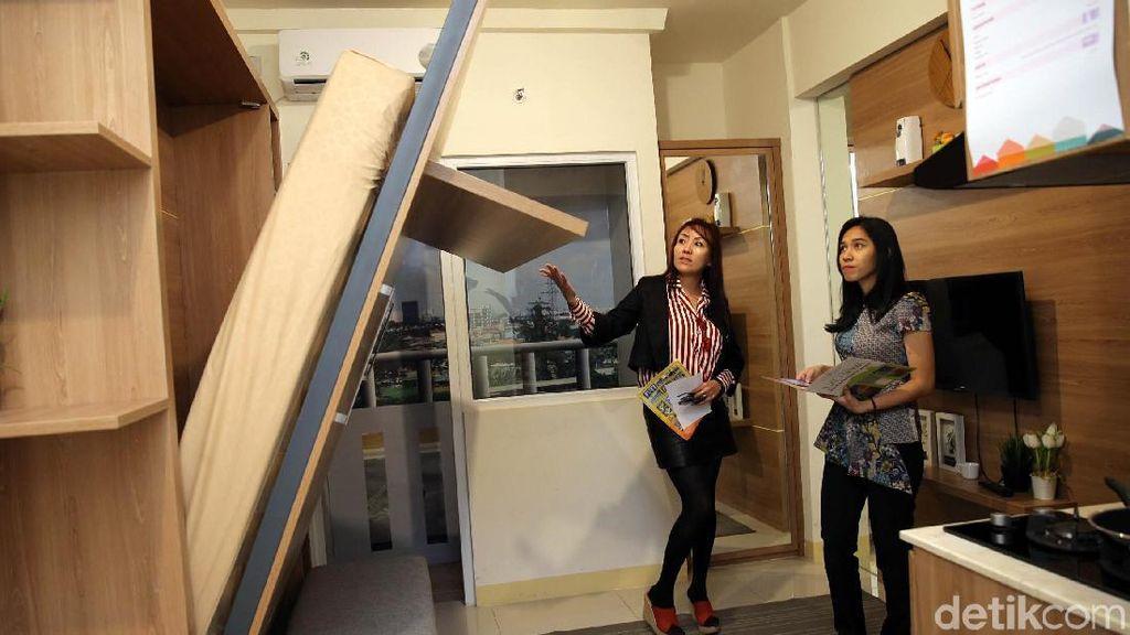 Konsep Compact Furniture Solusi Hunian Vertikal