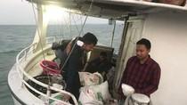Moeldoko Apresiasi Penangkapan Kapal Pengangkut 1 Ton Sabu
