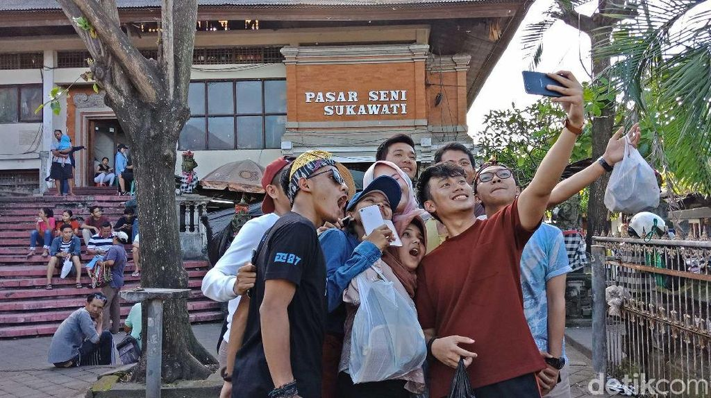 Tingkah Laku Turis Indonesia