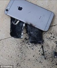 Duh, iPhone Meledak Terjadi Lagi