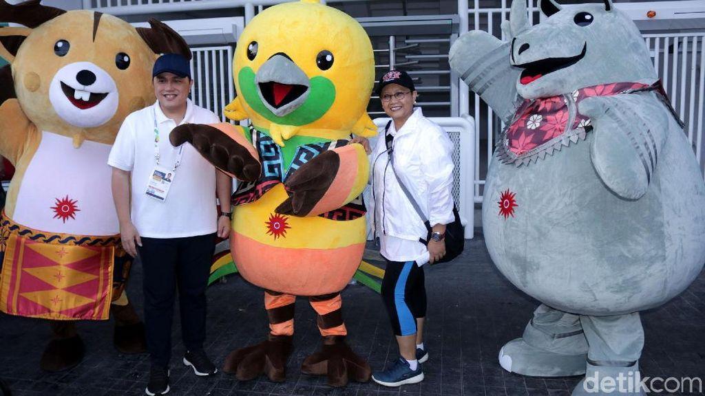 INASGOC Luncurkan Merchandise Resmi Asian Games 2018