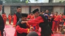 Anies Dikukuhkan Jadi Pendekar Kehormatan Tapak Suci Muhammadiyah