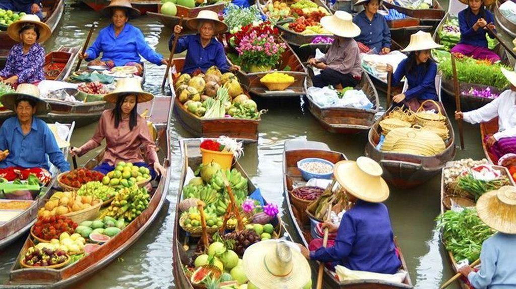 Ini 10 Pasar Ternyentrik di Dunia, Salah Satunya di Indonesia Lho