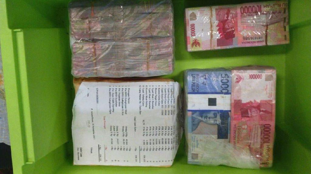 Bawa Duit Rp 350 Juta, Heri Gagal Terbang ke Kuala Lumpur