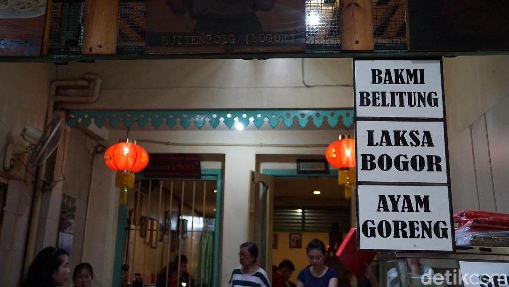 Wisata Kuliner di Glodok, Coba Laksa Bogor dan Cempedak Goreng