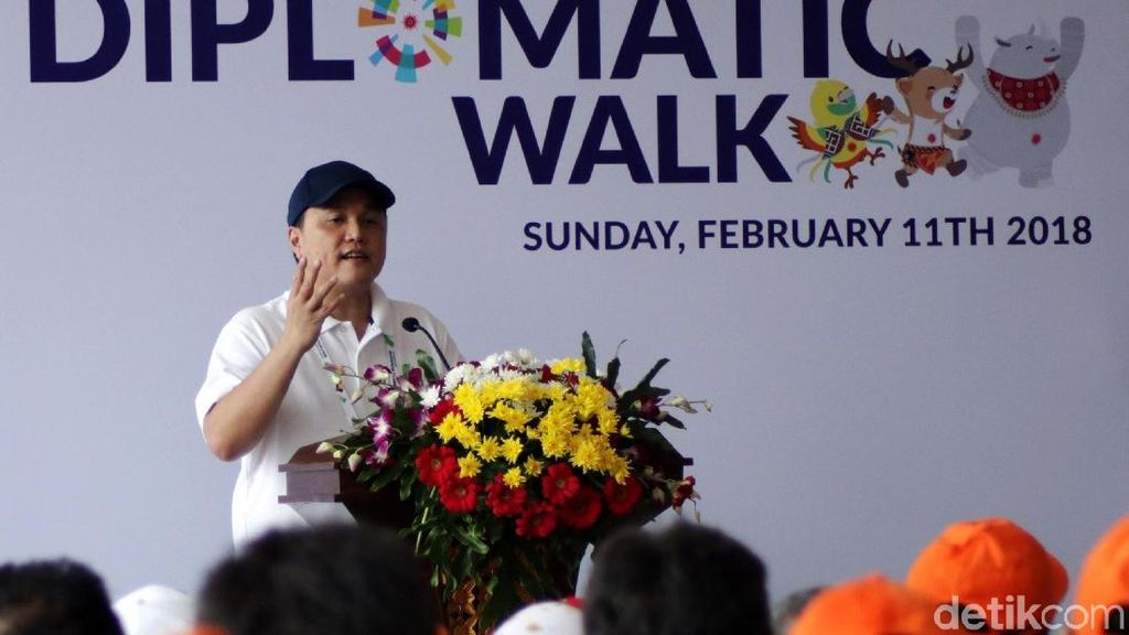 Sistem Keamanan Asian Games Bakal Diperketat, Dibagi 3 Zona