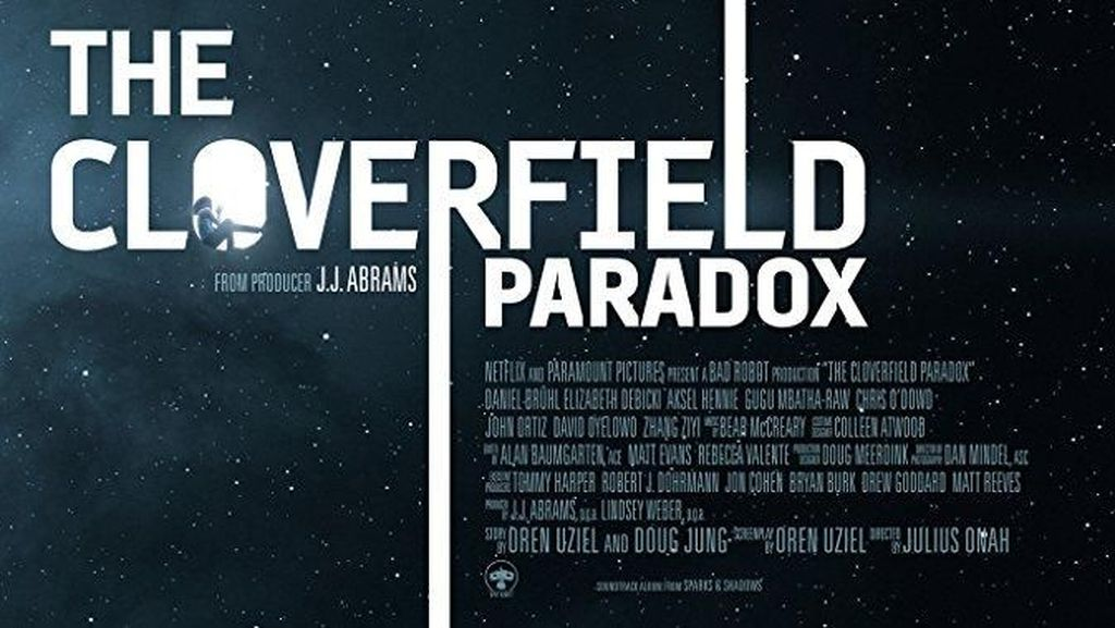 The Cloverfield Paradox: Luar Angkasa adalah Tempat Yang Angker