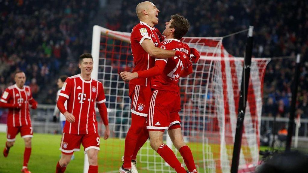 Bayern Atasi Schalke 2-1