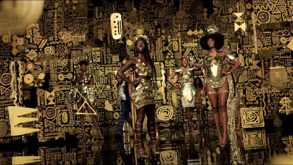 Duh! Kendrick Lamar Dituduh Curi Lukisan di Klip Soundtrack Black Panther
