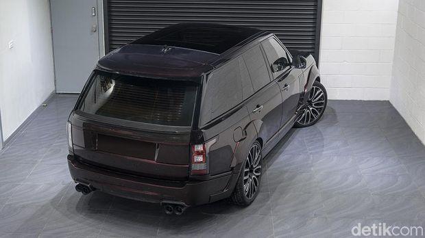 Range Rover 4,4 SDV8 Autobiography Pace Car