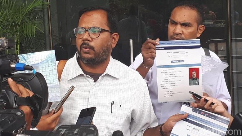 Dituduh Terima Gratifikasi, Ketua PN Timika Dilaporkan ke KPK