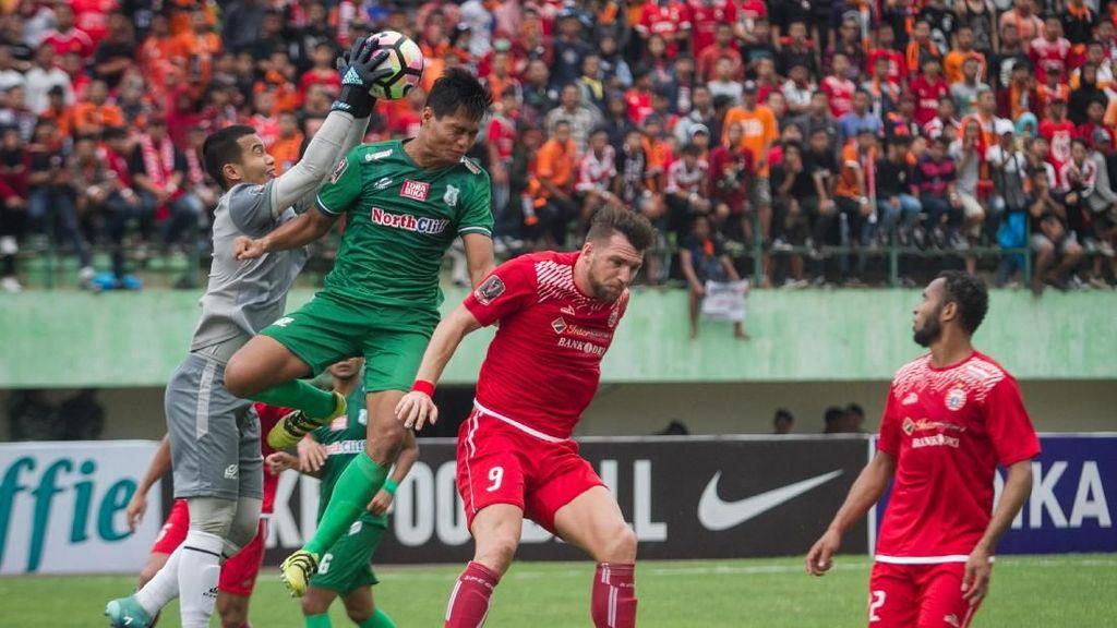 Kalahkan PSMS, Persija ke Final Piala Presiden