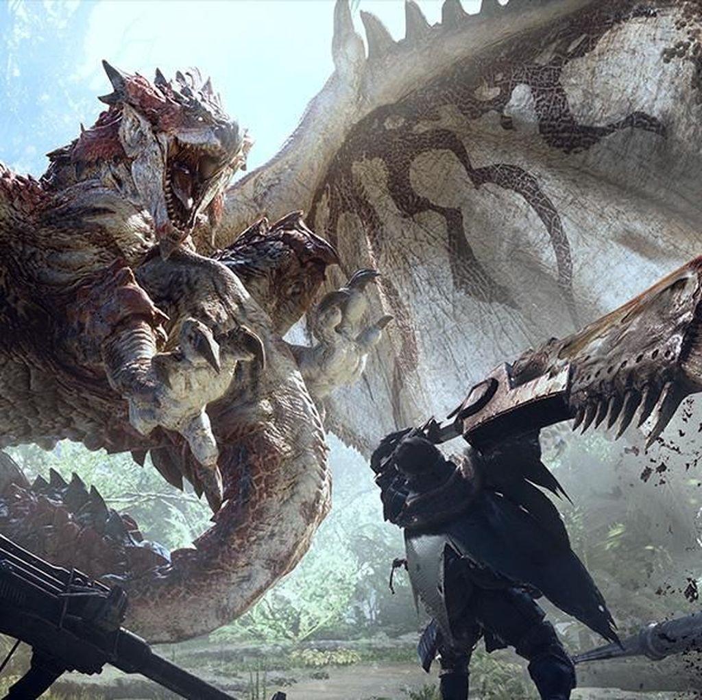 Monster Hunter World Hadir di Nintendo Switch, Capcom?