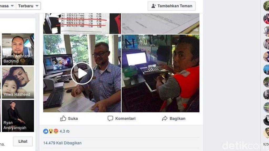 Viral Keluhan Masyarakat: Saldo e-Toll Terpotong Dua Kali