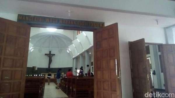 Pasca Penyerangan, Gereja Lidwina Sleman Bentuk Tim Trauma Healing