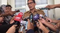 Sopir Angkot Demo Feeder TransJ, Sandi: Kami Coba Cari Solusi
