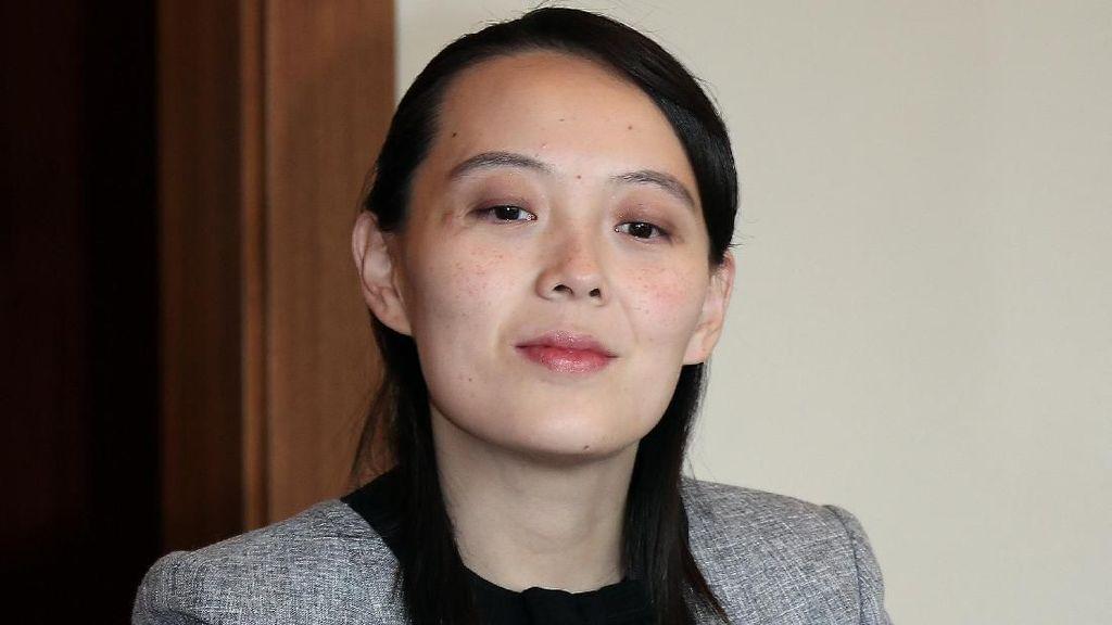 Adik Kim Jong-Un Sedang Hamil Saat Kunjungi Korsel