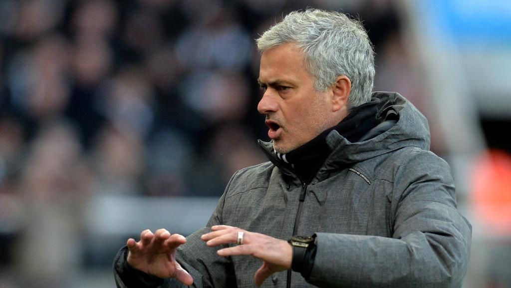 Mourinho Sambut Empat Laga Penting di Old Trafford
