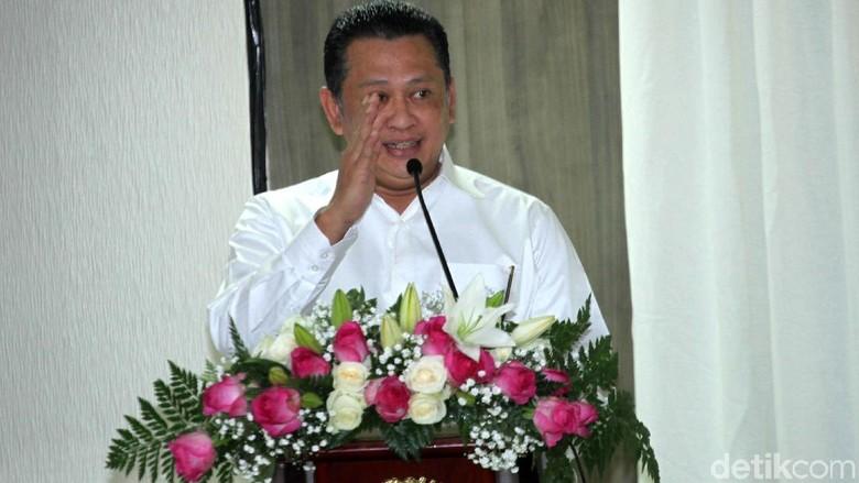 Bamsoet Duga Pemodal Jakarta Susupi Pilkada Langsung