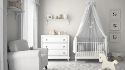 Ide Furnitur untuk Kamar si Kecil