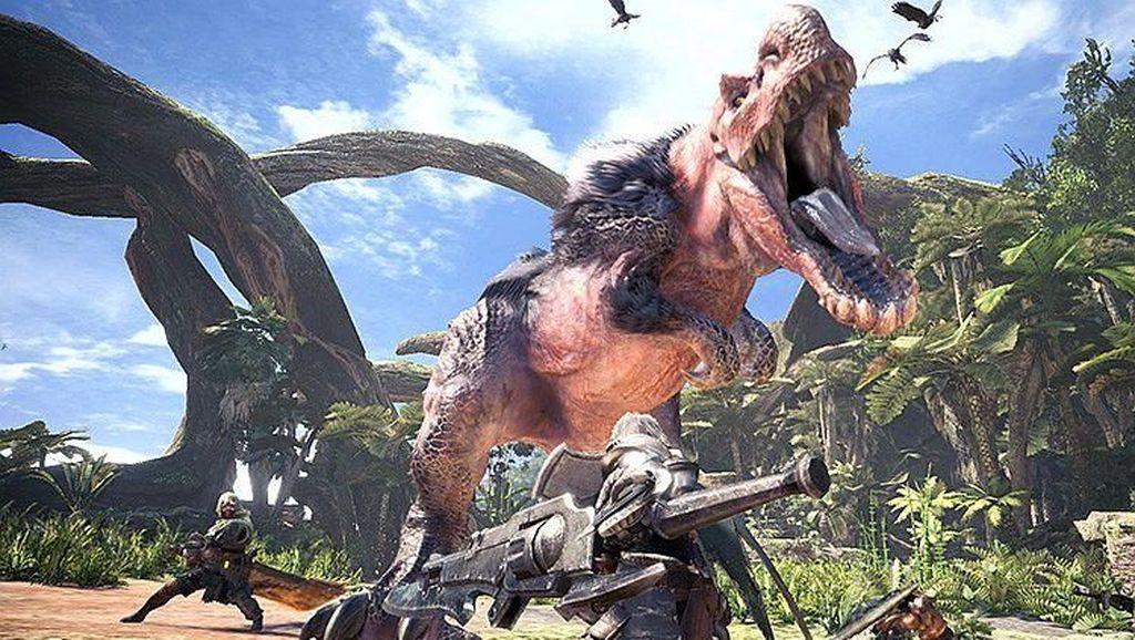Monster Hunter World Cetak Rekor Baru Capcom