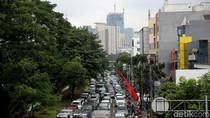 Ada 18 Juta Kendaraan Bermotor Masuk Jakarta Setiap Hari
